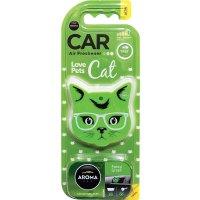 Aroma Car 猫咪造型 Fancy Green味车香