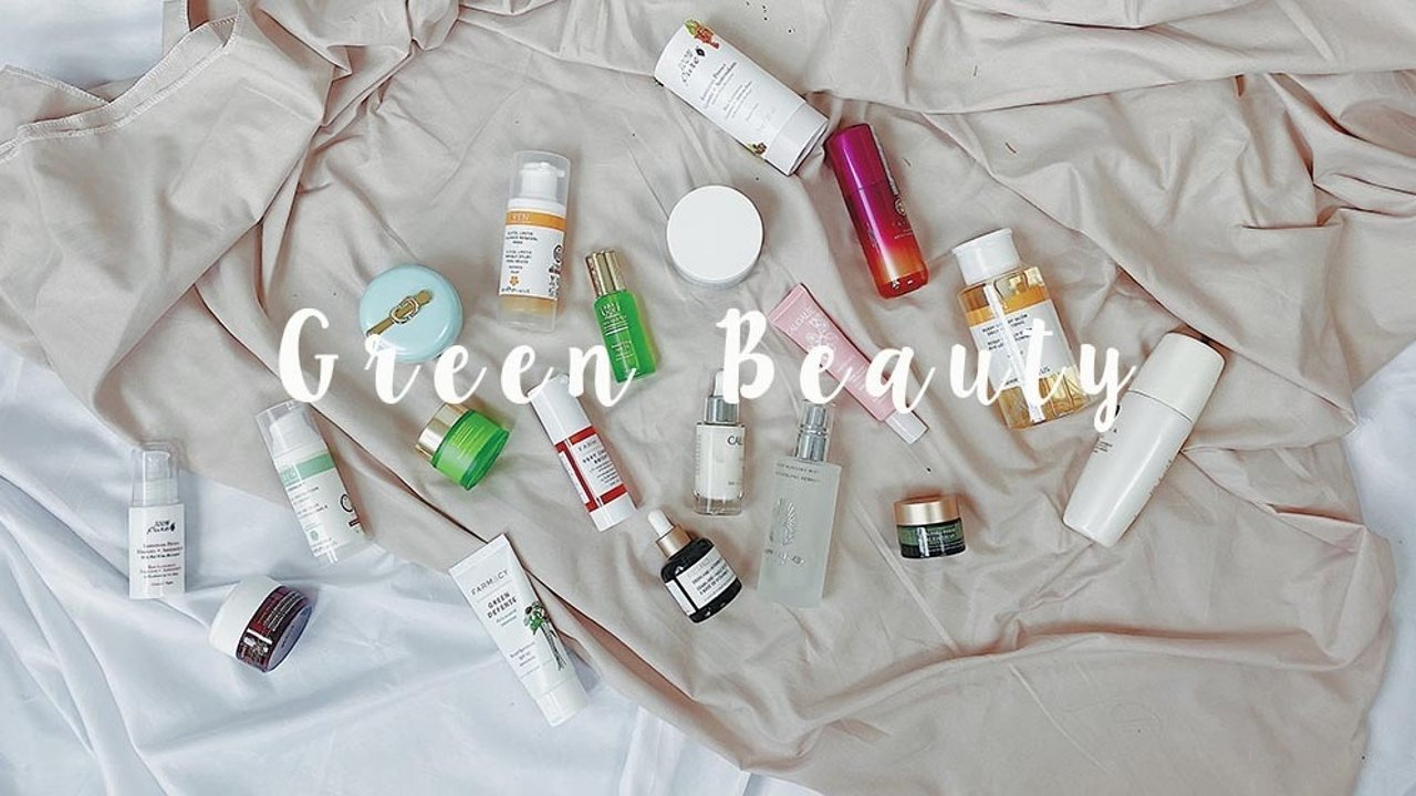 扒一扒最近流行的Green Beauty,这个九个有机护肤品牌低调有实力!