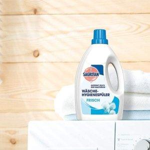1000ml只要€3.99惊喜补货:SAGROTAN 洗衣消毒液 可清除99%的细菌
