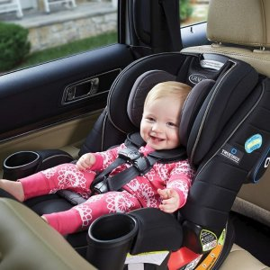 Graco 4Ever 4-in-1 Car Seat featuring TrueShield Technology @ Amazon
