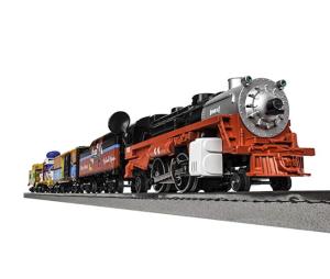 低至4折+包邮精选 Lionel 遥控火车玩具套装特卖