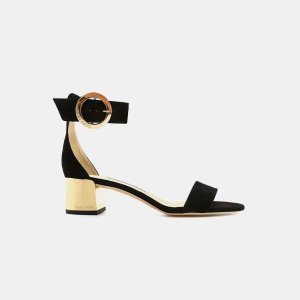 Jimmy ChooJaimie 40 Ankle Strap Sandal
