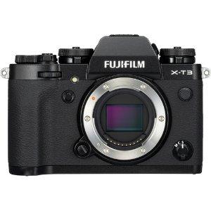 $1399.95 时代杂志2018十大电子产品FUJIFILM X-T3 无反微单 机身 黑色
