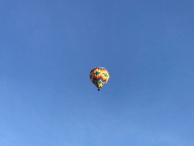 Napa热气球攻略之往返四次Nap...