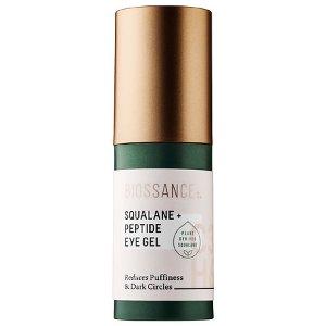 Biossance Squalane + Peptide Eye Gel