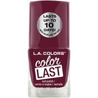 L.A. Colors 指甲油maroon
