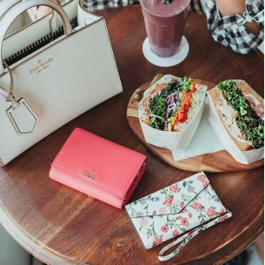 Up To 75% Off+10% OffWallets @ kate spade