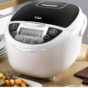 $110.49(原价$199.99)T-Fal 10合一多功能电饭煲 一锅满足所有烹饪要求