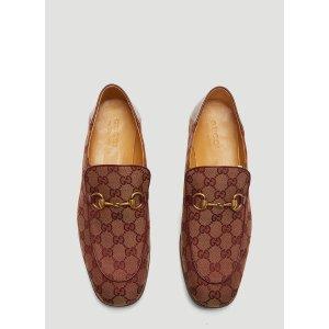 GucciGG 乐福鞋