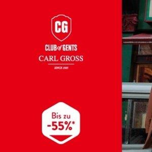低至45折闪购:CG - Club of Gents 男士正装 年轻休闲有格调
