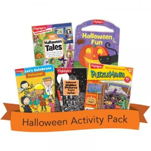 As Low as $5.99 + Free ShippingNew Halloween Fun @ Highlights.com