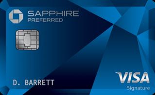 60,000 bonus pointsChase Sapphire Preferred® Card