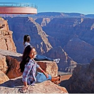 As low as $139  Helicopter Upgrade AvailableGrand Canyon West Rim and Hoover Dam Tour Sale