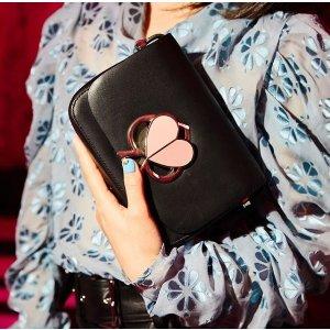 7折起 £206收封面款包包Kate Spade官网限时大促 美衣美包配饰都有