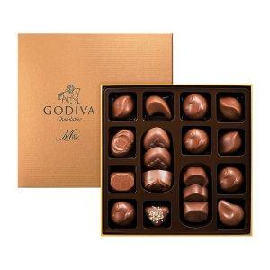 Godiva牛奶巧克力礼盒装