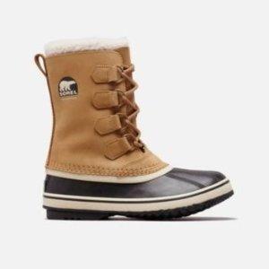 $90.00(原价$150.00)Sorel 1964Pac 女款户外防寒雪地靴