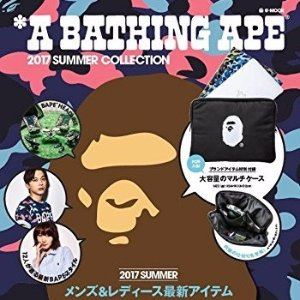 From $16.55 A BATHING APE 2017 SUMMER COLLECTION
