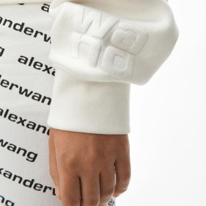 一律8折!$200+收旗帜TeeAlexander Wang 最强新品折扣 断根靴、腰包全部参与