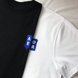 6折+包所有税费 男女同款Ader Error 潮牌服饰 $388到手价收经典卫衣 $178收棒球帽