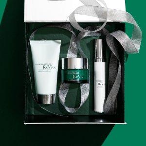 立减$50+送价值$138好礼ReVive Skincare自选3件护肤品礼盒 低至8折热卖