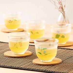 约$4.7/个Toyo Sasaki 玻璃冷茶套装5件装 日本制造 百年企业