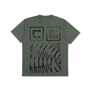 Overdye Stamp Ce T-shirt