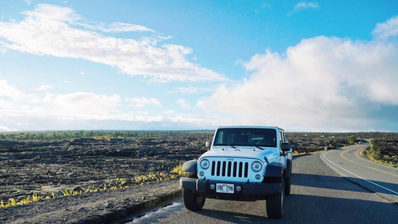 夏威夷大岛|探索星辰大海火山雨林