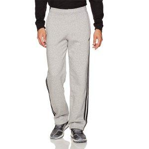 $12.02起 (原价$45),超划算adidas 加绒男裤多色促销,妹子买小号