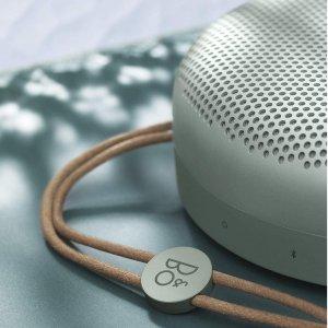 7折起 顶级音箱品牌Bang & Olufsen 音箱、耳机部分打折 澳亚自营旗舰