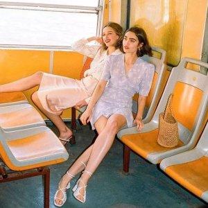 低至3.2折 $39(原价$129)复古茶歇裙 年年夏天都上头 梨形妹妹永远可以相信它