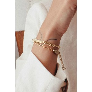 AdornmondeOrea links bracelet