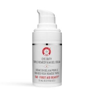 First Aid Beauty三合一多重抗老修护眼霜