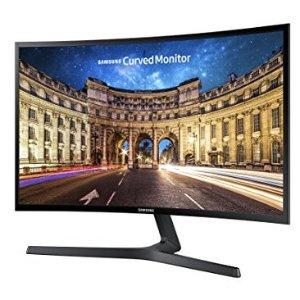 $199(原价$249)史低价:Samsung 三星 27''曲面显示器 支持AMD FreeSync
