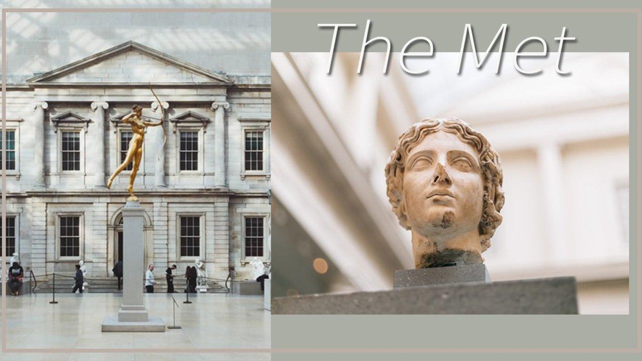 纽约大都会艺术博物馆Metropolitan Museum of Art攻略,门票、交通、展区展品详情全知道