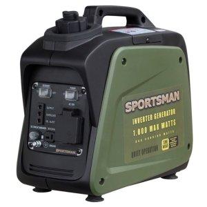 Sportsman 1000W Inverter Portable Gasoline Generator, GEN1000I
