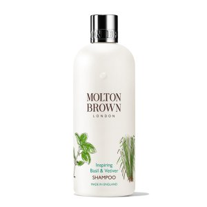 Molton Brown洗发水Inspiring Basil & Vetiver