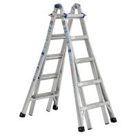 Werner 22-ft 可折叠多功能家用梯子
