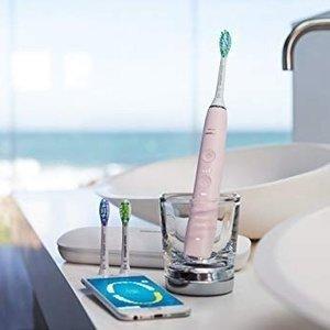 $189.99(原价$249.99)Philips Sonicare 9300系列钻石智能蓝牙电动牙刷 HX9903/21