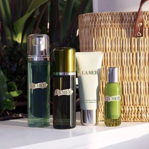 Enjoy 4-piece Deluxe SampleWith Any $150 Online Purchase @ La Mer