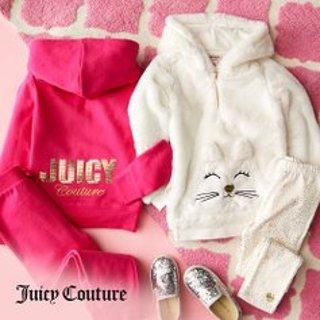低至2折 包臀衫平均$2.6/件Juicy Couture 女童甜美服饰热卖