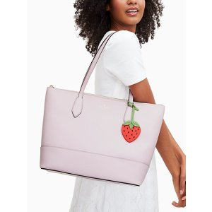 Kate Spade草莓托特包