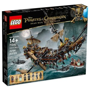 $150Silent Mary Playset by LEGO - Pirates of the Caribbean: Dead Men Tell No Tales