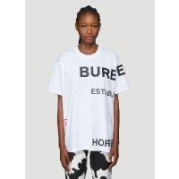 Burberry Logo白短袖
