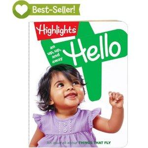 Highlights0-2岁Hello杂志3本