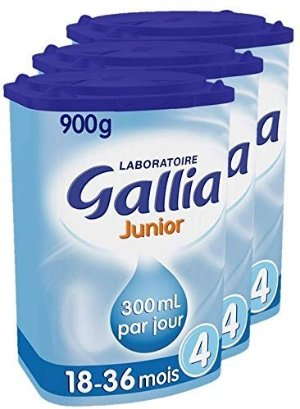 Gallia奶粉标准4段
