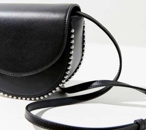 FLYNN Milla Studded Crossbody Bag
