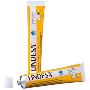 滋润型50ml仅€2.22Lindesa 超值上线 实验室专用 经典少油性蜂蜡护手霜