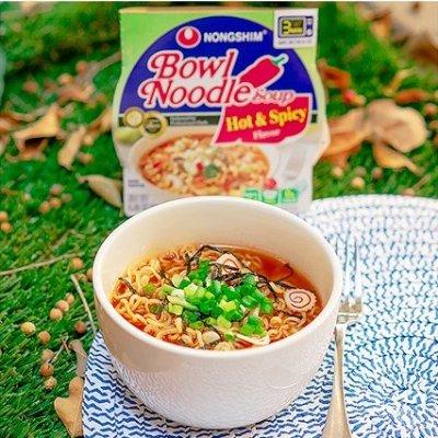 12 Packs for $9.99Walmart Instant Noodles on Sale Nongshim Noodle