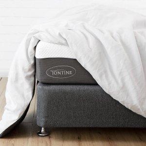 全场5折 $15起收有机棉抗敏枕Tontine 澳洲本土老牌床品热卖 入手一套过暖冬