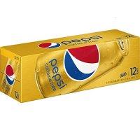 Pepsi 无咖啡因 百事可乐 12oz 12罐